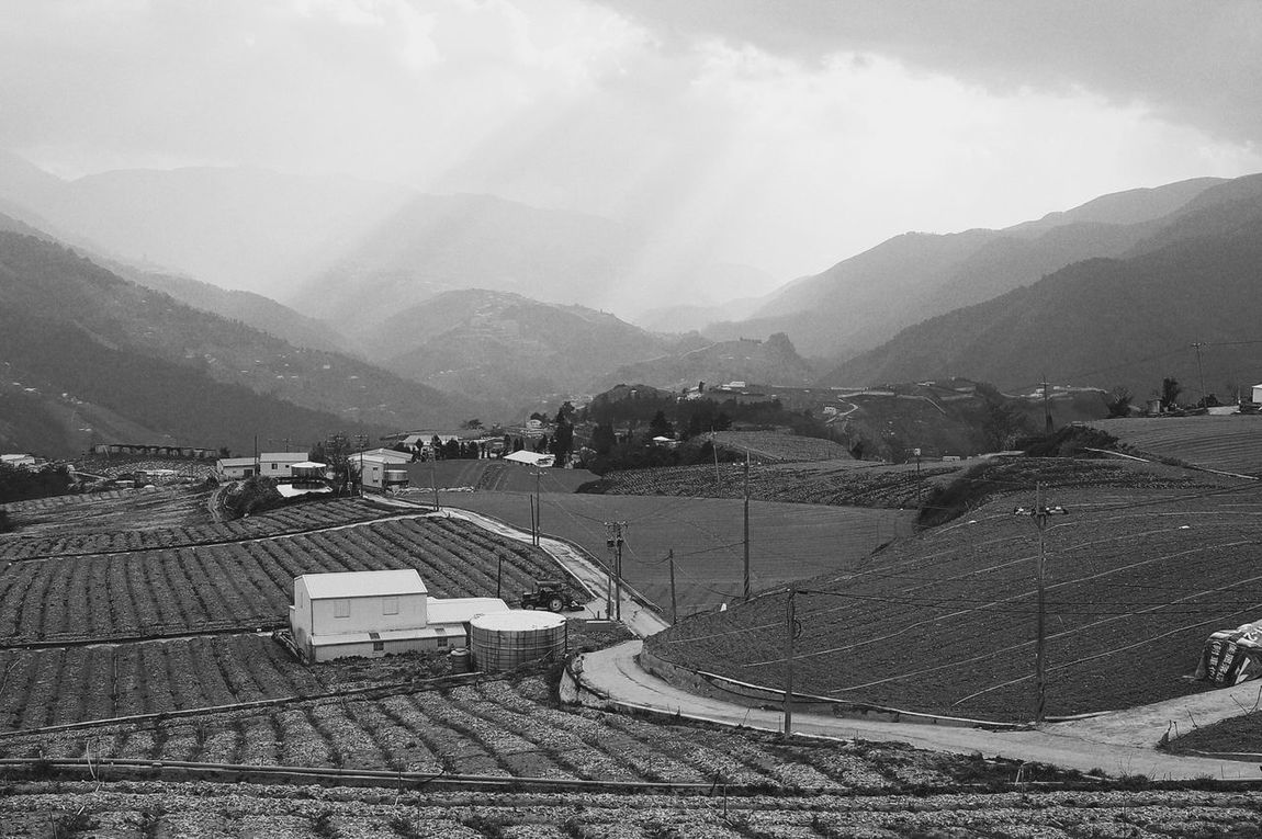 Landscapes With WhiteWall Landscape Mountains Mountain View Mountain Valley EyeEm Taiwan Look Far Trip Journey Traveling Travel Photography Black And White Blackandwhite Black & White Taichung The Great Outdoors With Adobe The Great Outdoors - 2016 EyeEm Awards Nature's Diversities