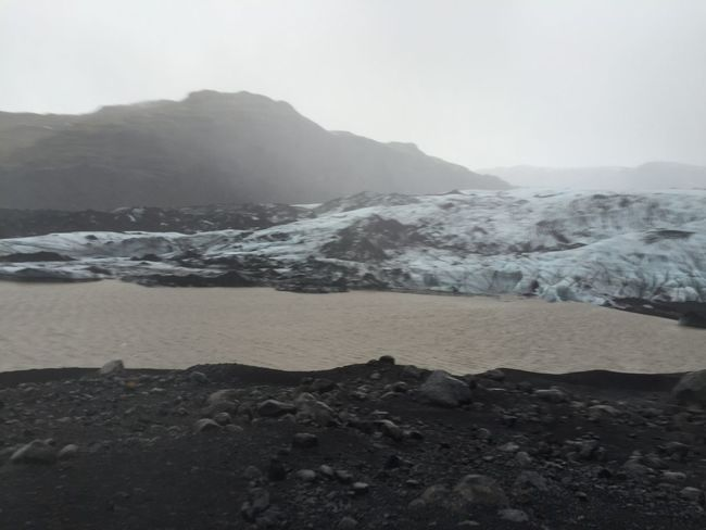 How Do You See Climate Change? I've been wondering how much the glacier had falling backward? Nature Glacier Power In Nature Traveling Physical Geography Majestic Iceland