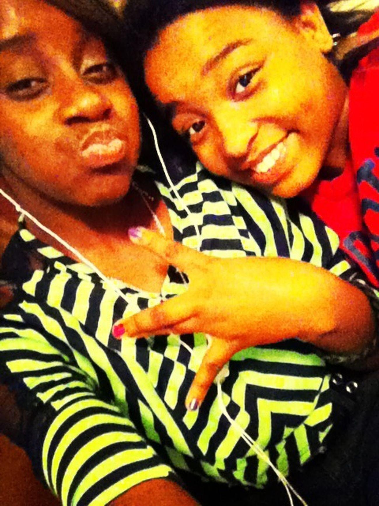We Like Sisters .... You Aint Knw