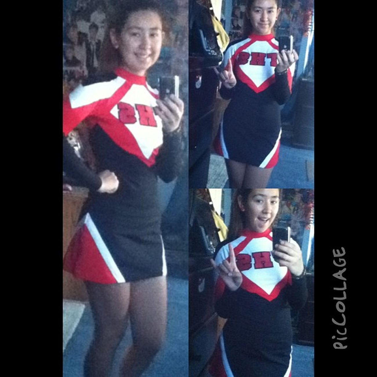 Readyfortoday Cheer Gotoros ! <3 ^-^ c;