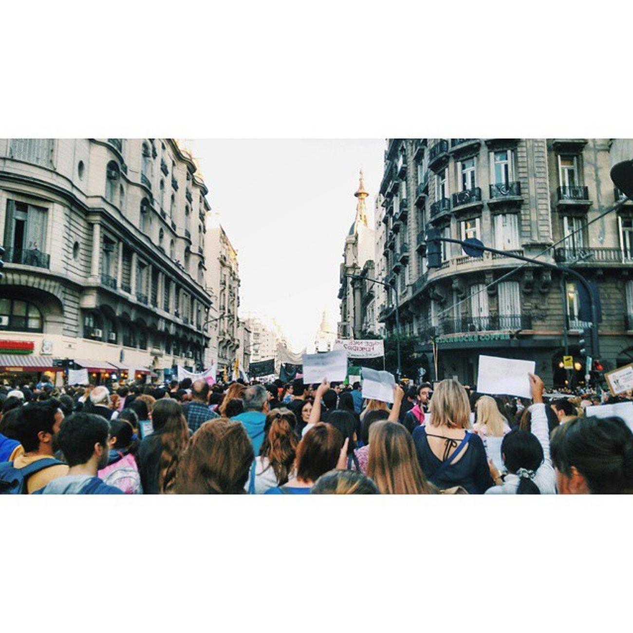 ✔✔✔ BastaDeViolencia Niunamenos GenderEquality Feminism 🔜🔜 (protest against gender-based violence/abuse)