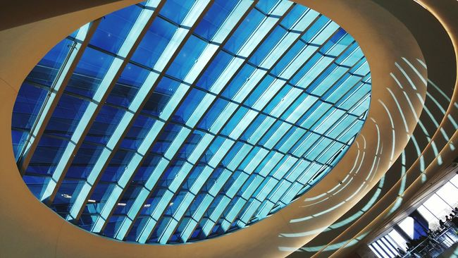 Architecture Perspective pattern Abstract Colorful