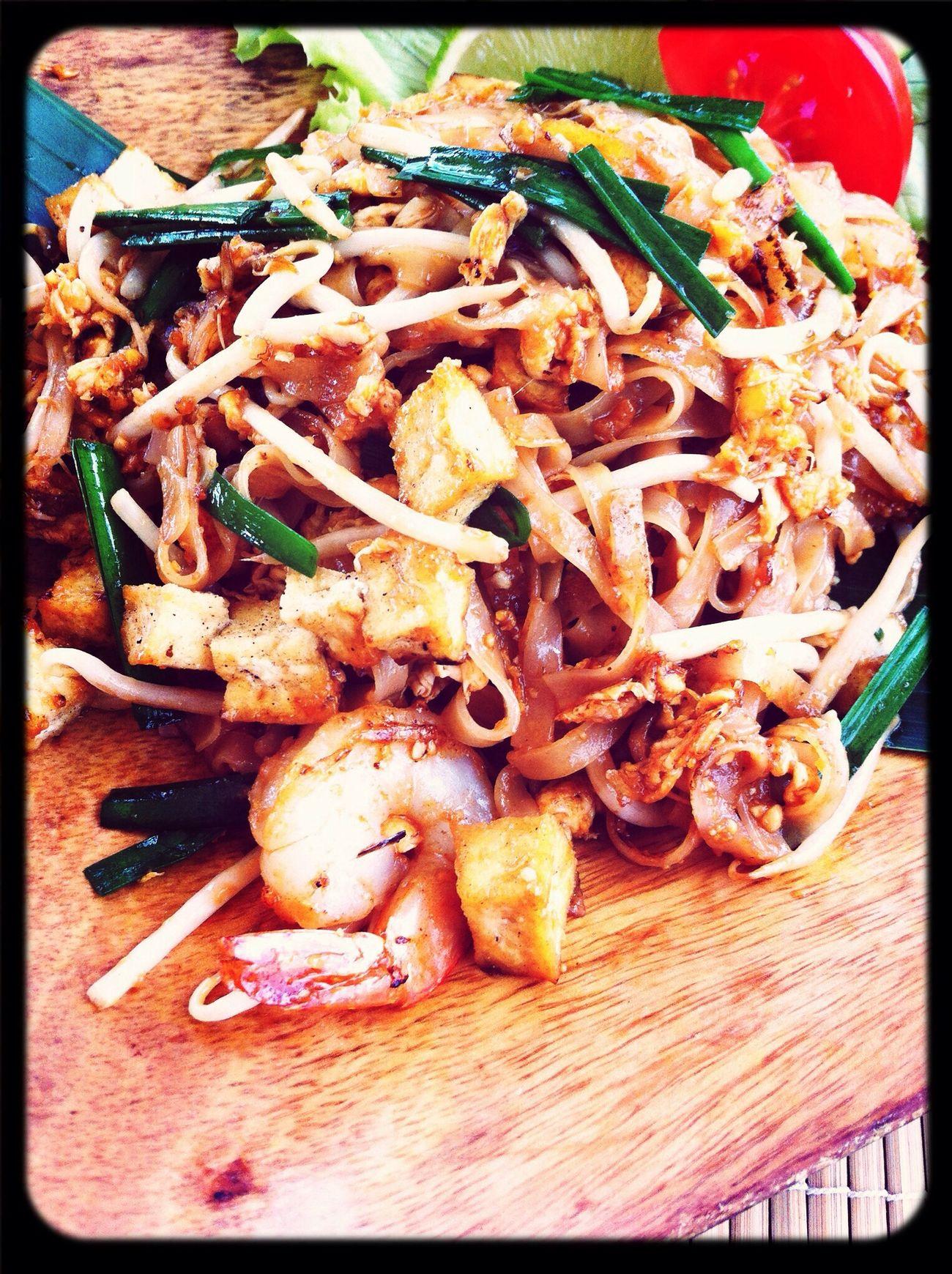 Thai Food Pad Thai Food Porn Miam