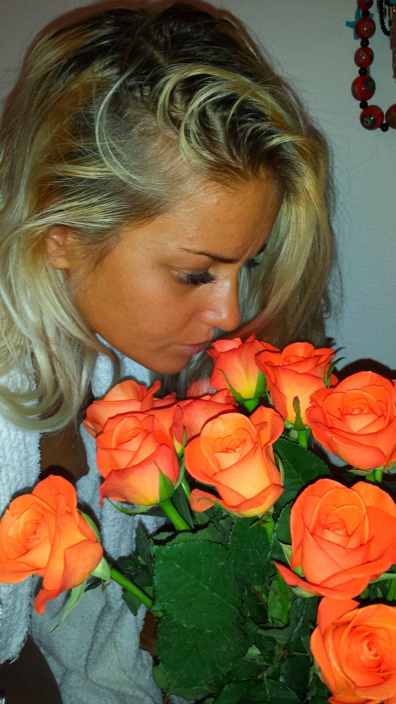 Big Love Rose♥ Morning Mood!!!!!!!! Smile ✌