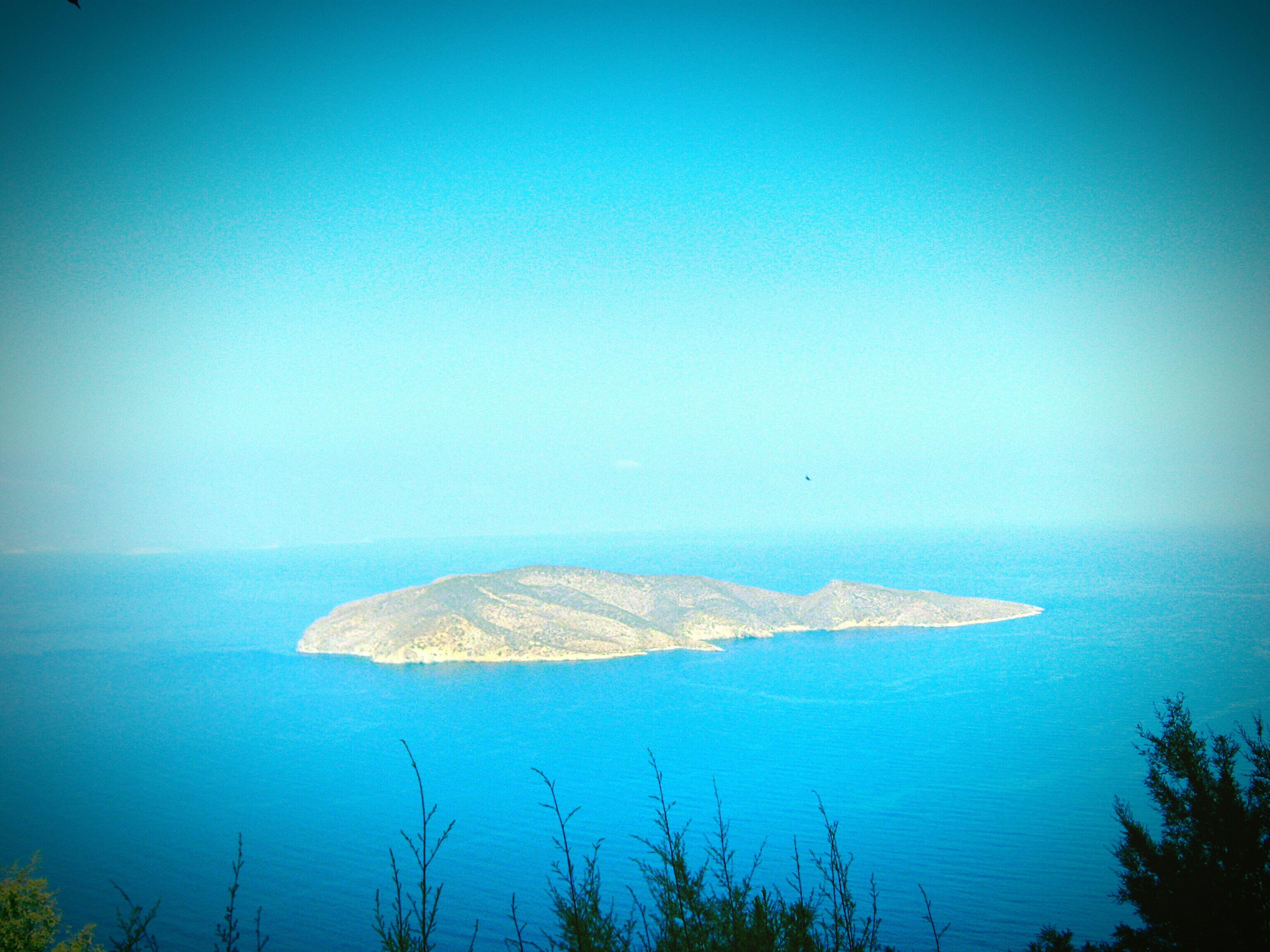 Beautifullandscape PseiraIsland Aegeansea Crete Greece Europe 2011