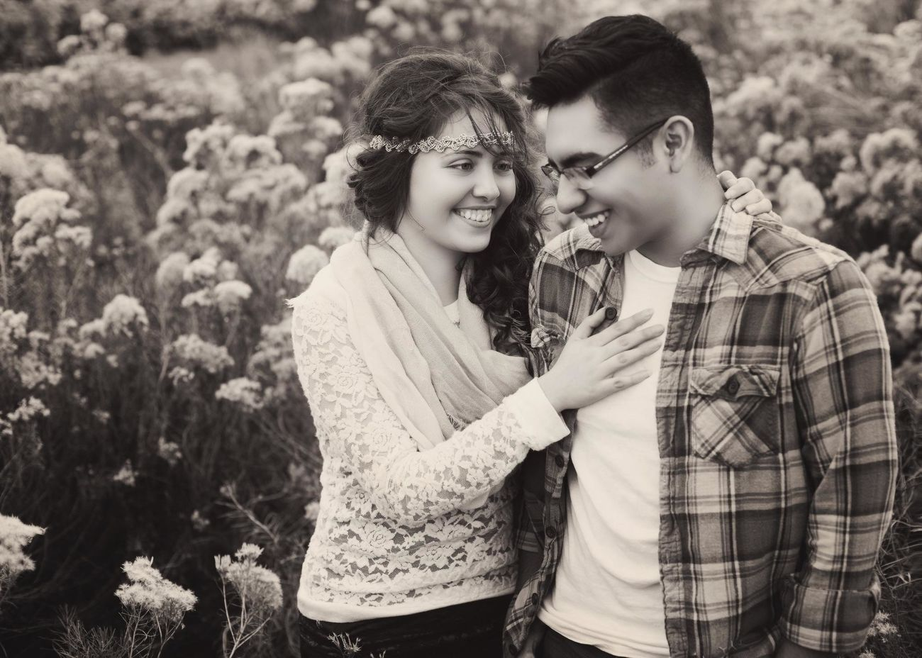 My fiance and i.. ?❤ Thanks to my cousin (LP Images) who took our pictures. They came out better then we had in mind!!