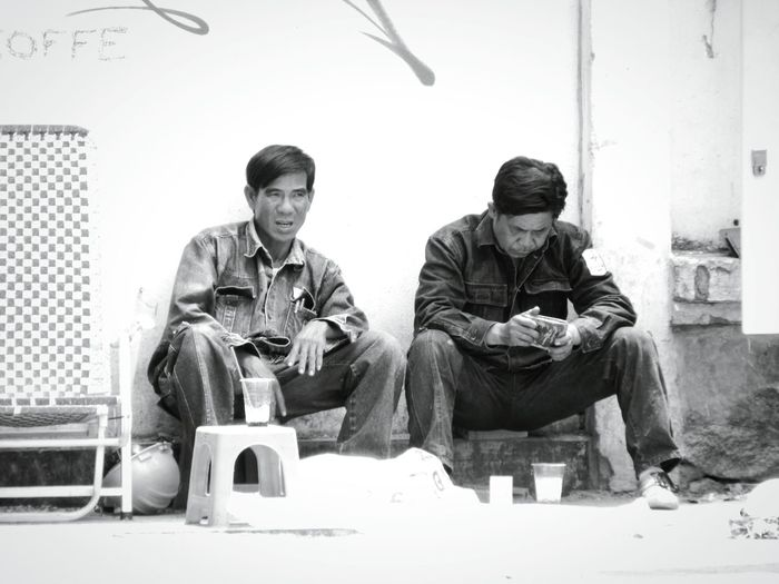 Relaxing Time The Human Condition Blackandwhite Streetphotography Streetphoto_bw Monochrome Life