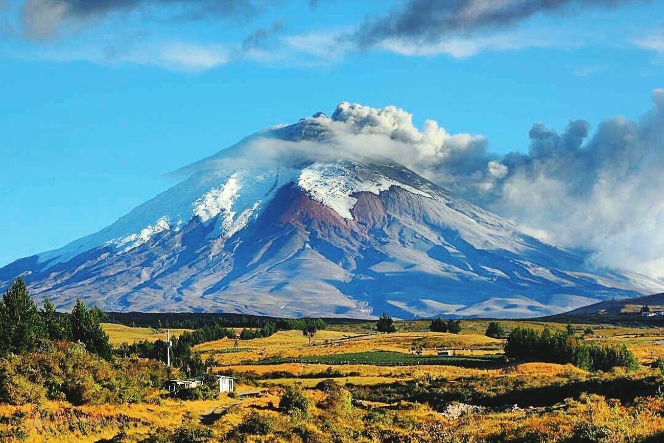 Ecuador- El Taita Chimborazo First Eyeem Photo
