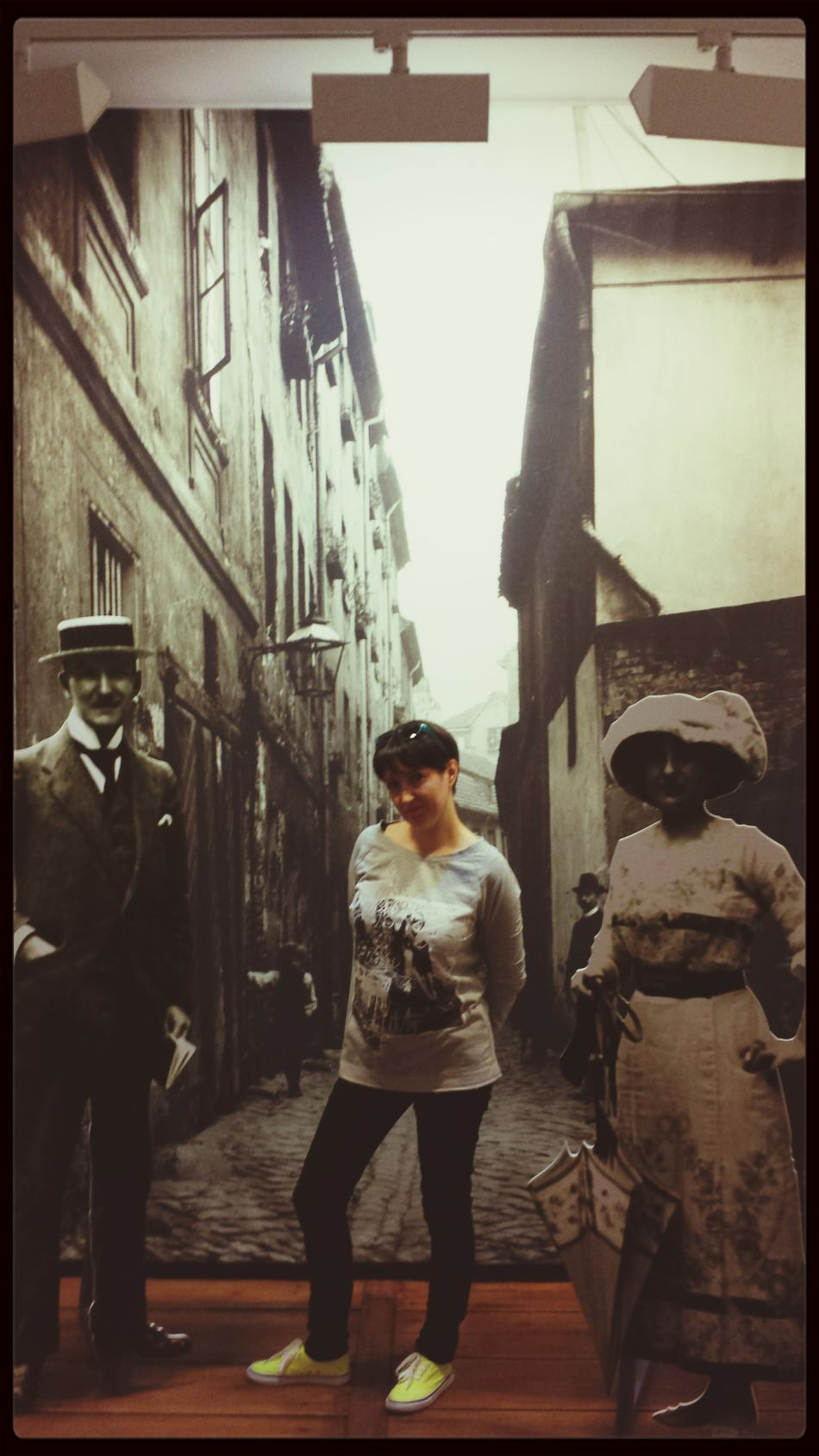 for a moment in old berlin of 1905....