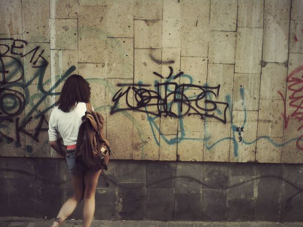 Graffiti Wostorg Streetart Street Photography