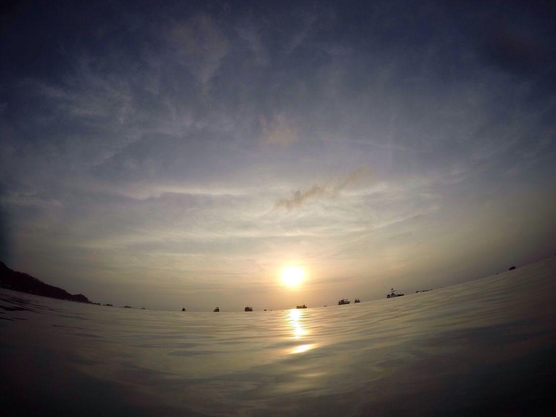 Koh Tao Thailand Gopro