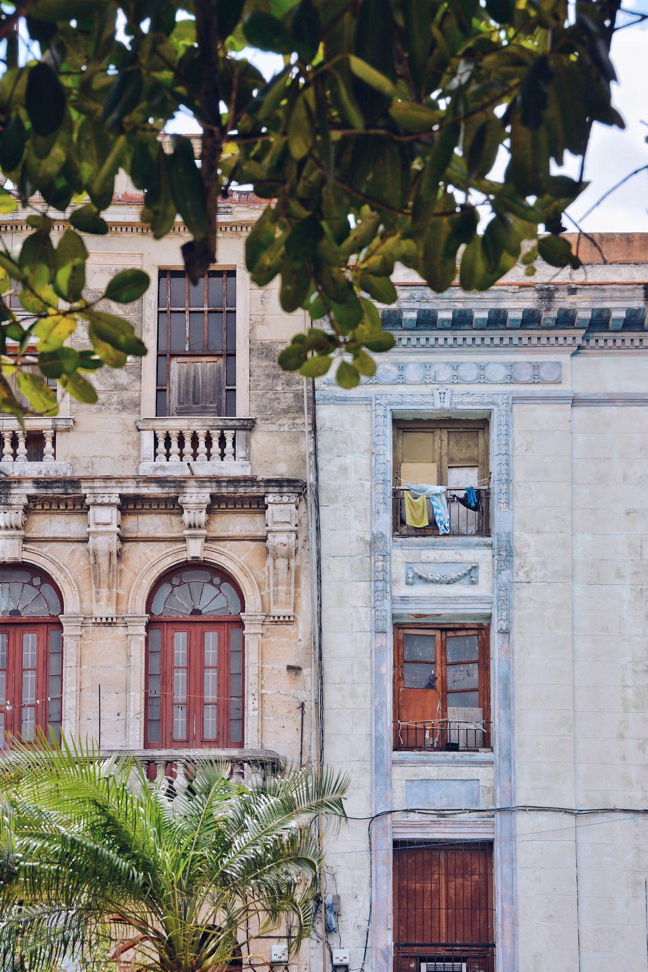 Next Door. Building Exterior Architecture Window Built Structure Façade Cuba City Havana Urbanity Neighborhood Urban Doorway House Doortraits