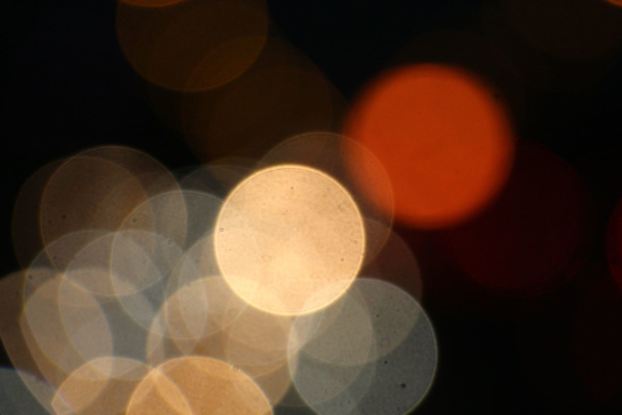 Abstract Abstractions In Colors Art Backgrounds Circle Circles Circles In Circles Light Spot Night Pattern Pattern Pieces Pattern, Texture, Shape And Form Red Spot Spotlight Maximum Closeness capturing motion