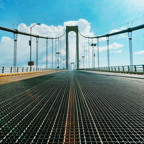 Bridge - Man Made Structure Business Finance And Industry Sky Day Cloud - Sky Architecture No People Outdoors City Bridge