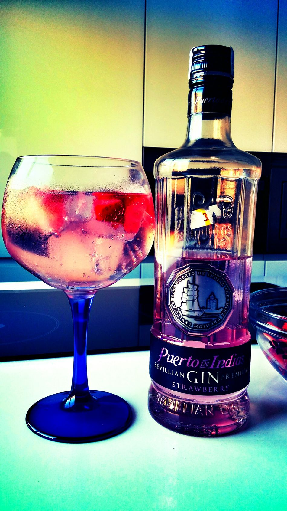 Drinking Glass Alcohol Drink No People Cocktail Liqueur Gintonic