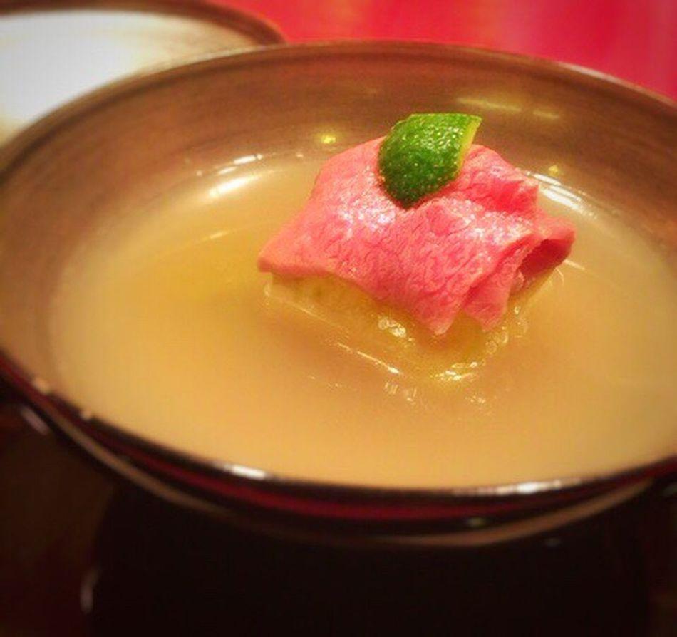 Eating Drinking Yummy Eating Dinner Mydinner Restaurant Restaurant Food Beef 祇園 肉食女子