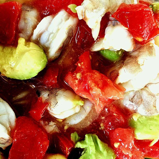Ceviche Nom Nom Nom Developing Culinary Skills
