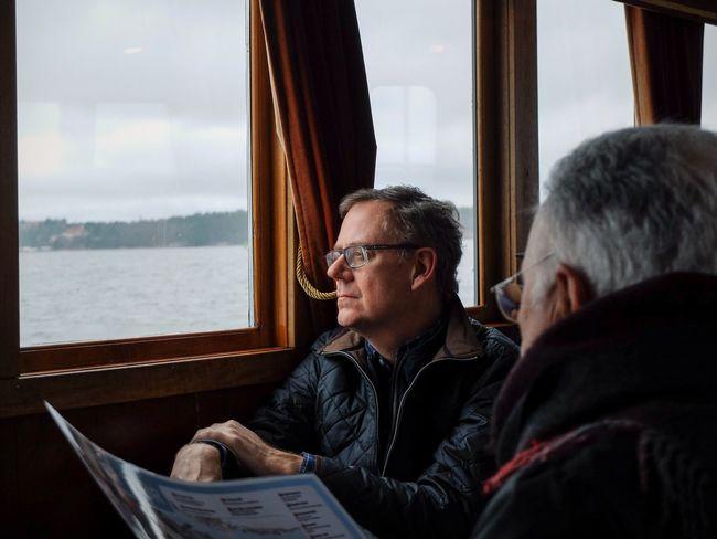 Portrait Stockholm Cruise