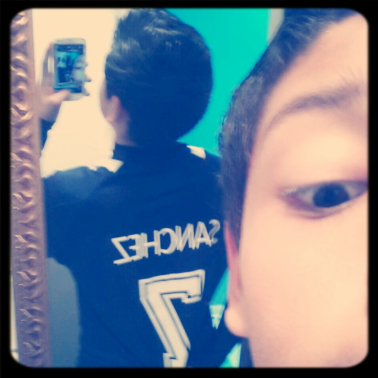 Repping That 7 #soccer