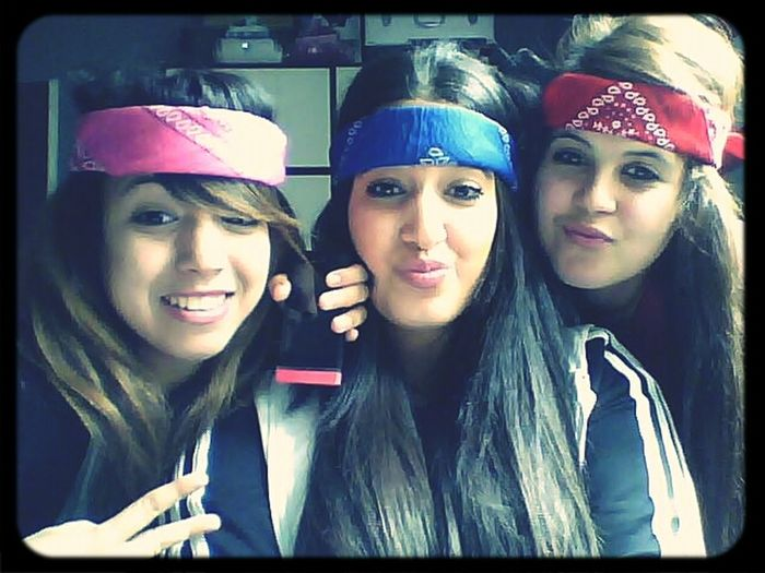 Mes louloutes <3
