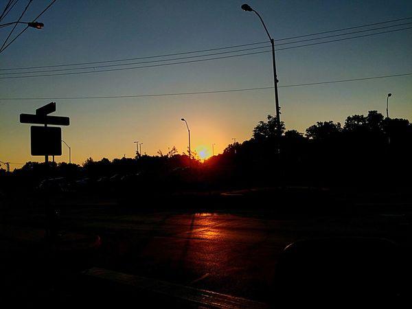 Mobilephotography Sunrise Morning IPhone Photography Nature Beautiful Summer Iphonephotography Photooftheday IPhoneography Mobile Photography Skyporn Kent Ohio Landscape Landscape_Collection Landscape_photography