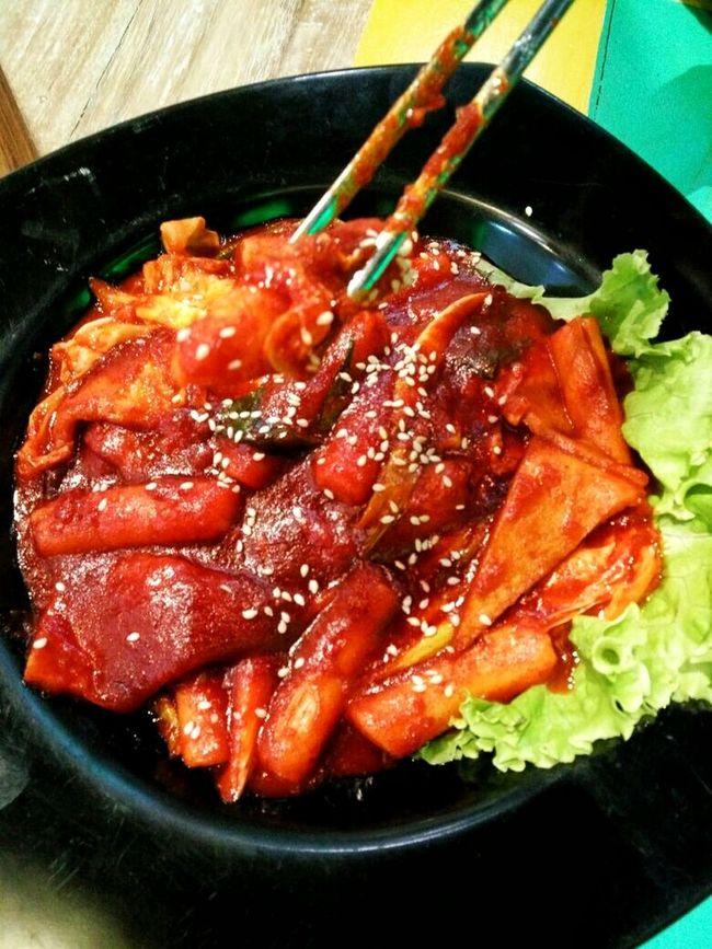 Food And Drink Food Freshness Eeyemfood Delicious Foodstory Foodgallery Korea Food Korean Culture Photooftheday Tteokbeokki Food Photography AndroidPhotography