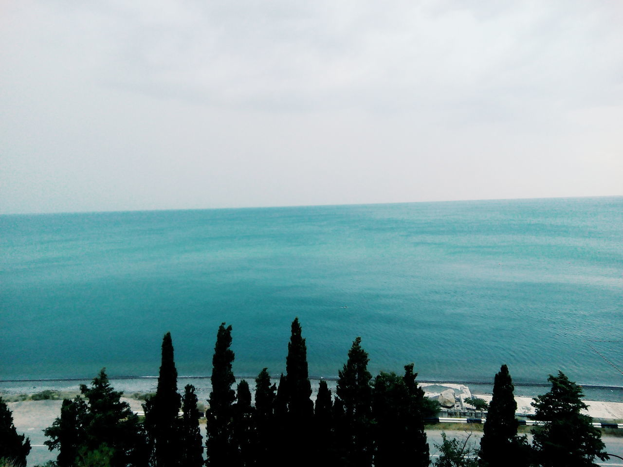 First Eyeem Photo Crimea Sea Blacksea Sky Mountains