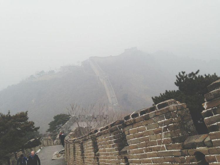 Great Wall Of China China Historical Site