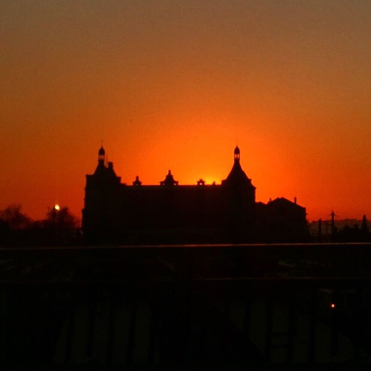 Sunset Architecture Building Exterior Built Structure Orange Color Sky Travel Destinations No People Silhouette Dome Outdoors City EyeEm Streetphotography EyeEm Gallery Haydarpasa Day Haydarpasa Train Station Haydarpaşa Garı