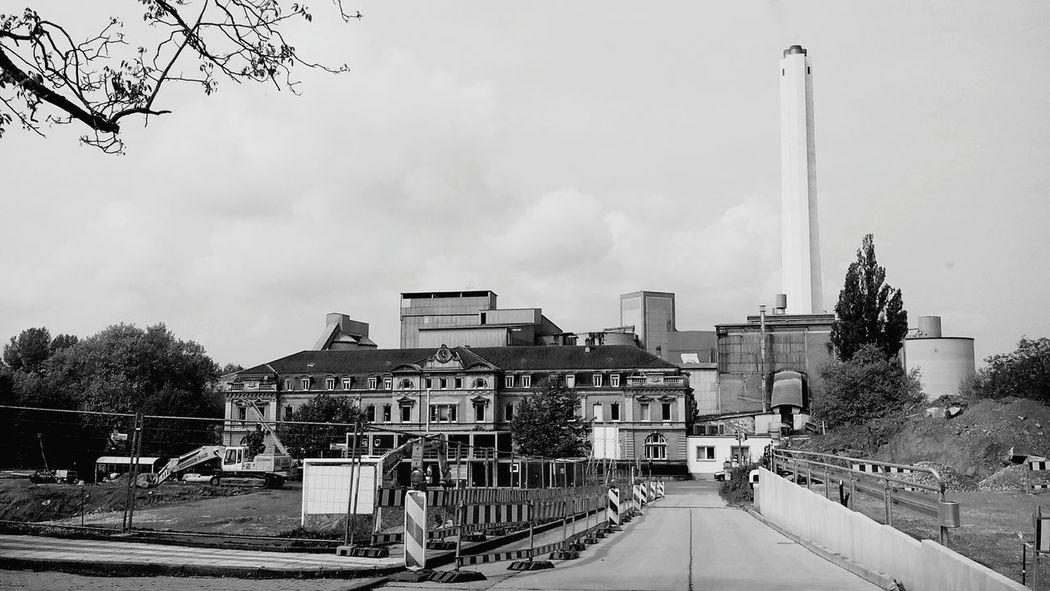 Leimen Historisch Factory Fabrik