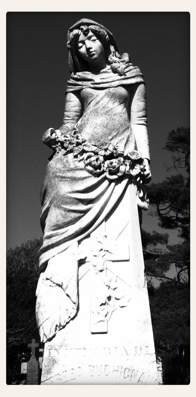 Dirty Angel Cemetery Graveyard Beauty Capa Filter