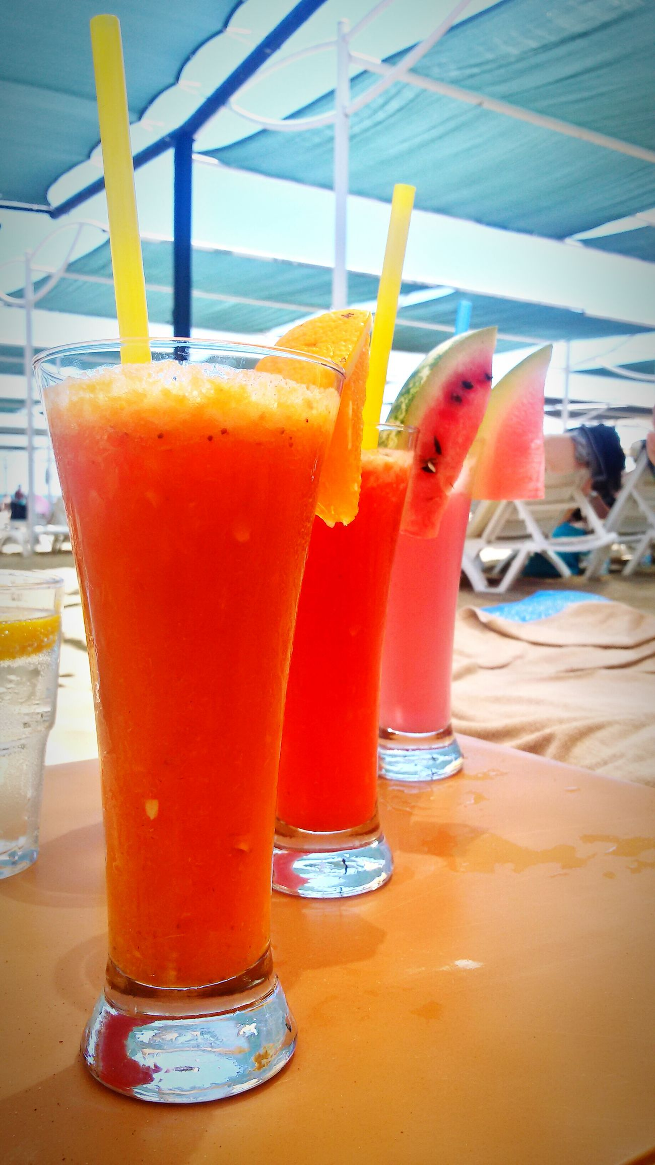 Cocktails Cocktails🍹🍸 On The Beach Turkey Delicious ♡ *-* Nice Day Schönes Wetter Sun