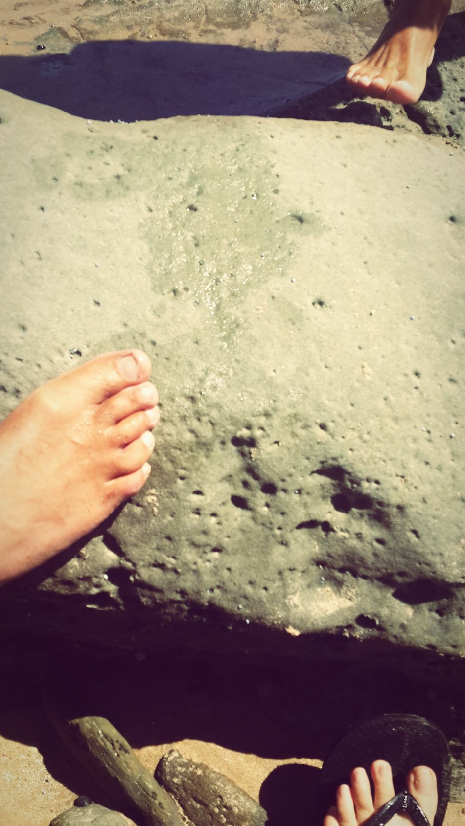 Feet bu the sea Relaxing Taking Photos Enjoying Life How's The Weather Today? Hanging Out Beach Being A Beach Bum