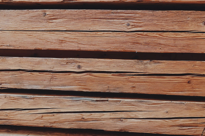 Italian Dolomites in Winter , Alta Badia, Colfosco Abstract Backgrounds Brown Building Exterior Carpentry Close-up Hardwood Knotted Wood Lumber Industry Material Nature No People Outdoors Pattern Pine Wood Plank Textured  Timber Tree Wood - Material Wood Grain Wood Paneling