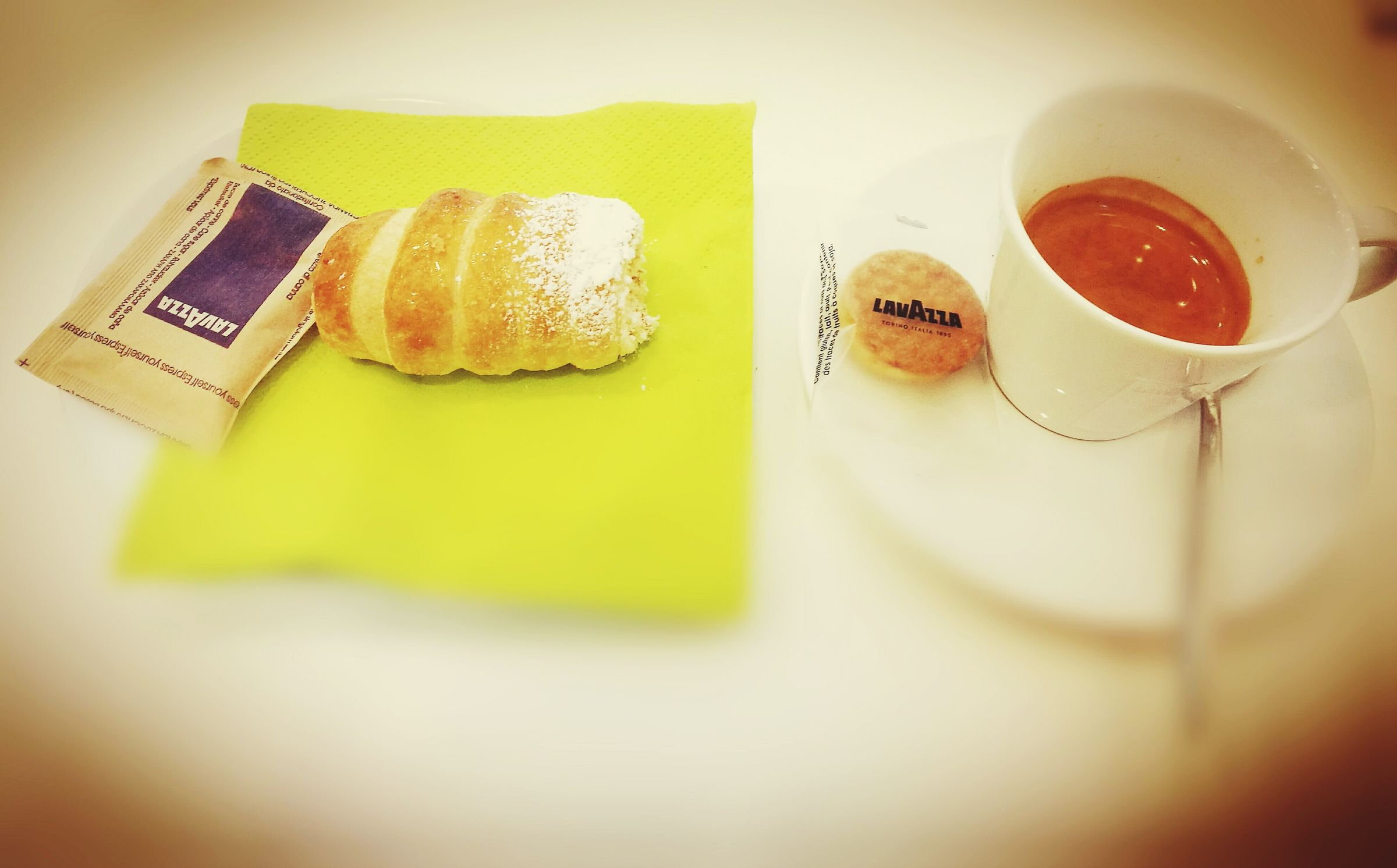 Food And Drink Indoors  Ready-to-eat Coffee Break Pasticceria Cannoncini