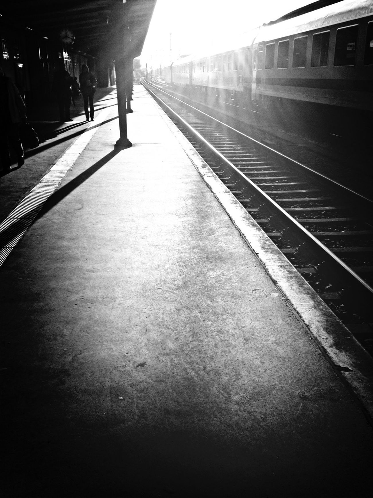Sundown Train Delay