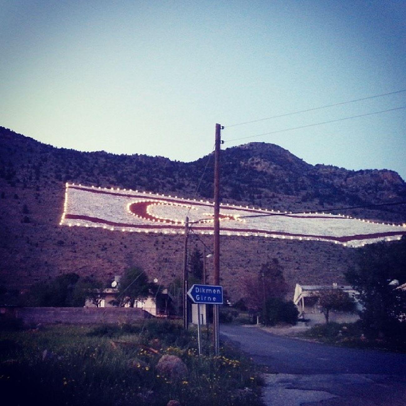 K ıbrıs Cyprus Yavruvatan Nemutlut ürkümdiyene dağ gurur