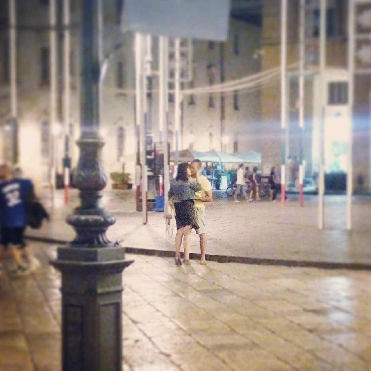 The Human Condition Lecce kiss Kiss Lecce By Night Lecce Kiss Me Love