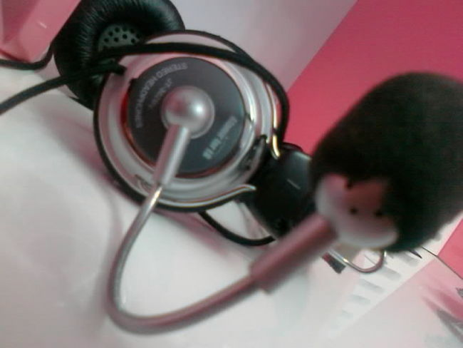 Mr. headphone's saying Hi :D Home Azzawya Libya