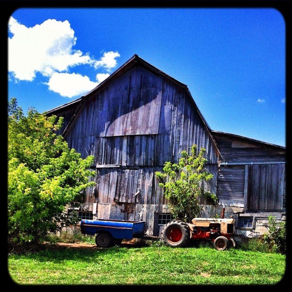 Taking Photos Barn Rural Scenes Rurex