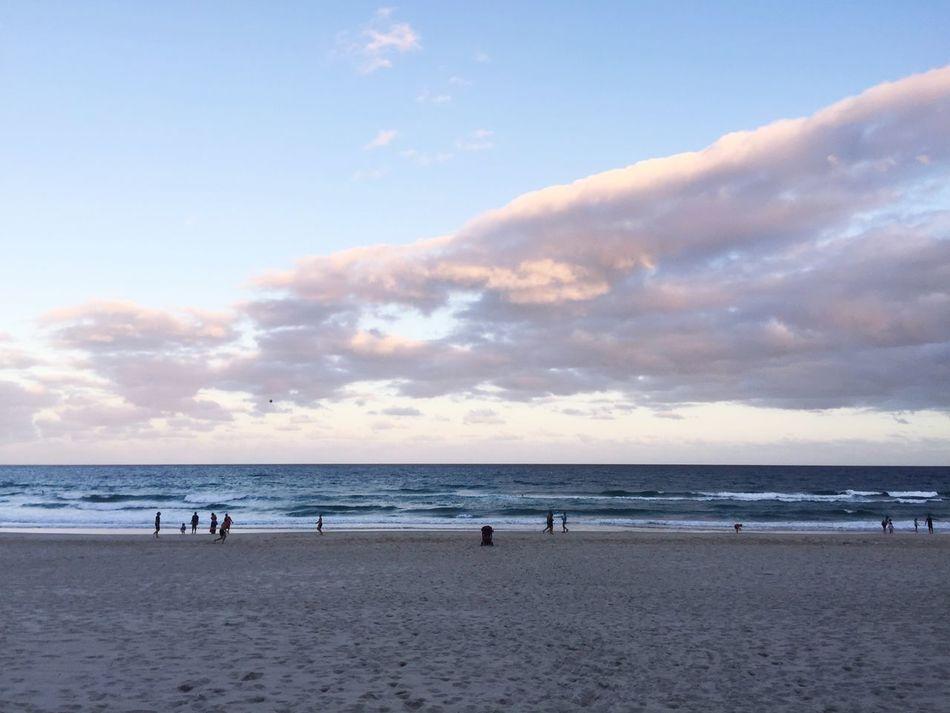 Sky, Sea and Me Gold Coast Australia Travel