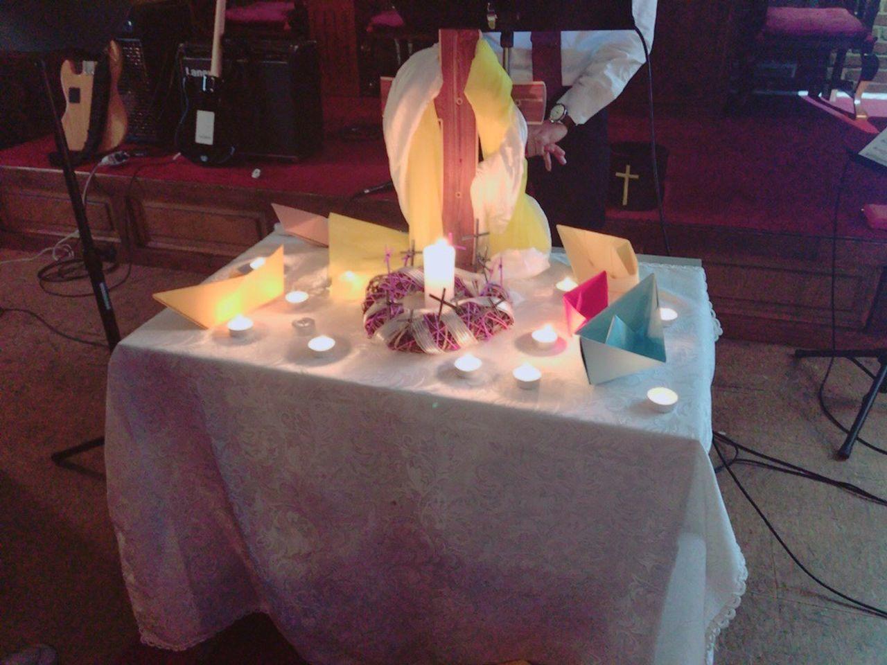 Remember 0416 Worship Easter