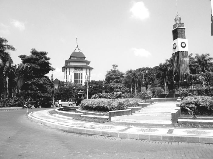Black And White Friday Campus Campuslife Campus Life College College Life College Time  College Days University University Life University Campus Brawijaya Brawijaya University National INDONESIA