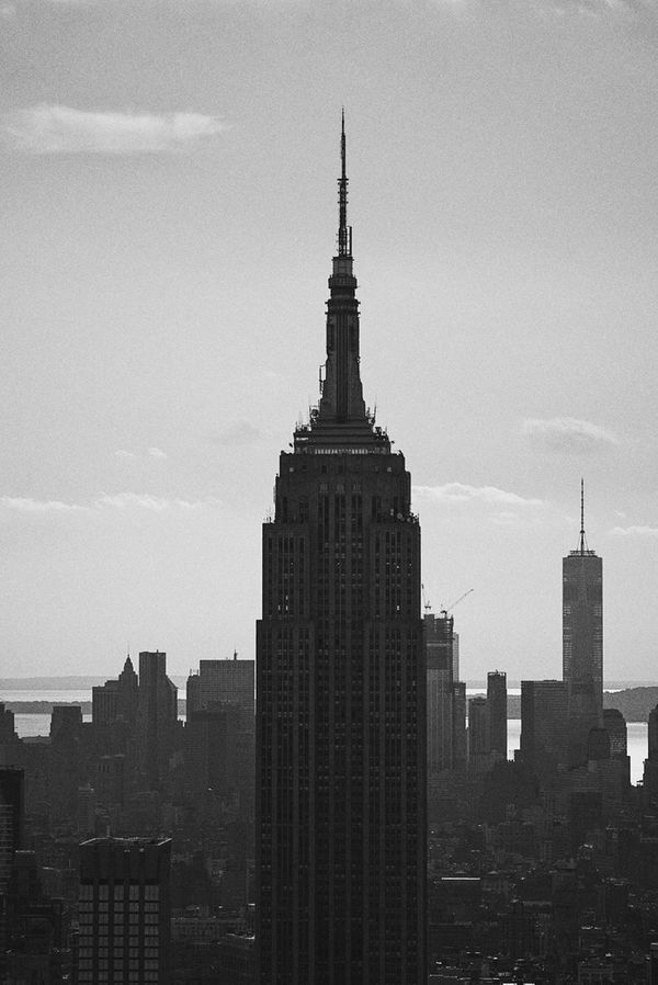 High and Proud VSCO Empire State Building New York City Topoftherock