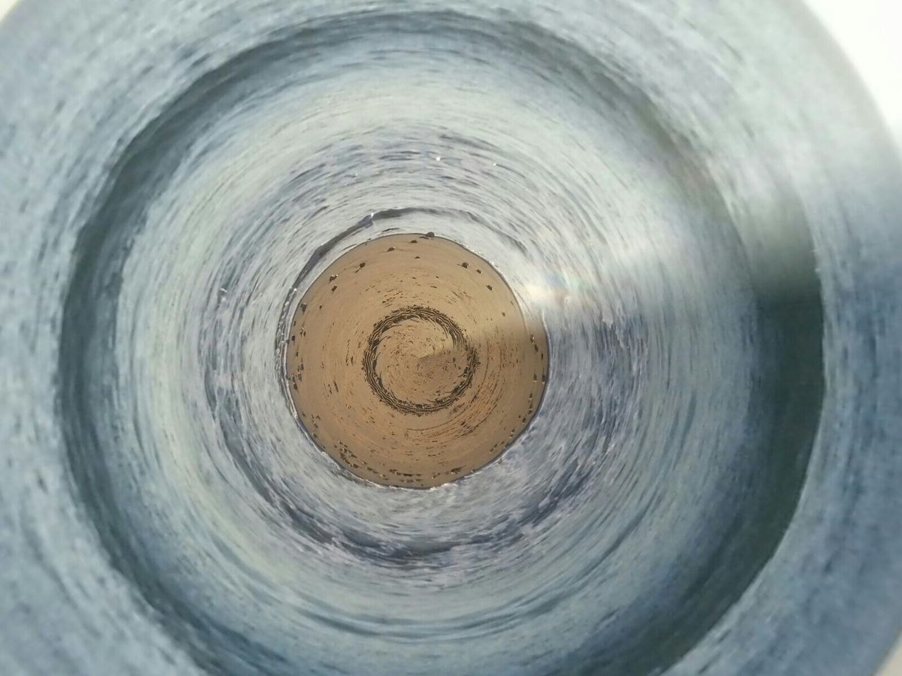 circle, water, close-up, no people, concentric, indoors, day