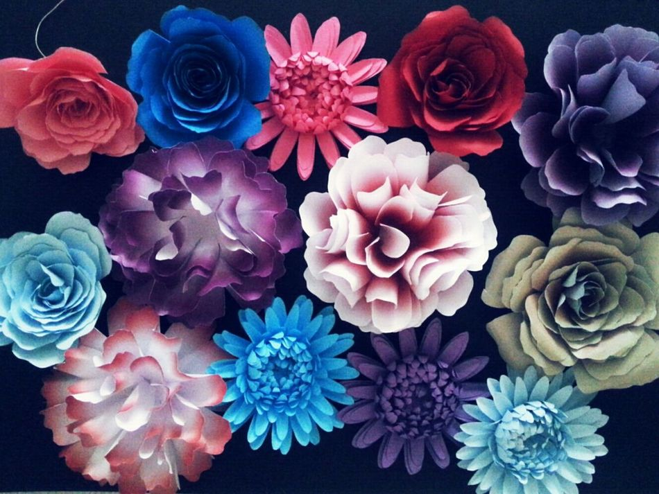 Crafts Handmade Paper Flowers EyeEmNewHere