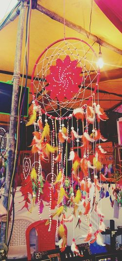 Dreamcather, bohemian, colours, beautiful ,dreams Hanging Religion Multi Colored Red Hanging Religion Decoration Vacations Group Of Objects Sky Multi Colored Day Cloud - Sky Vibrant Color Place Of Worship Red