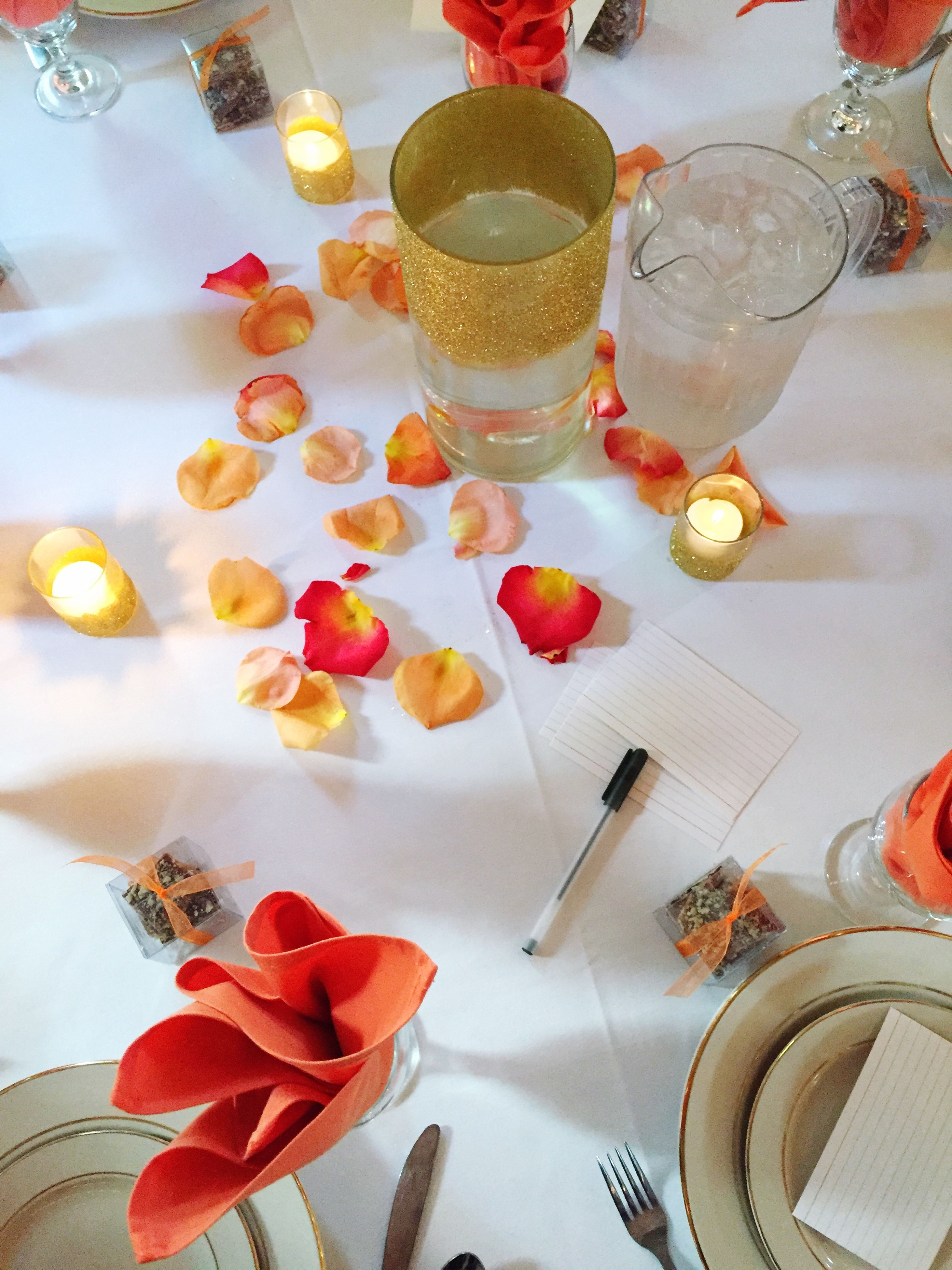 indoors, table, flower, still life, vase, high angle view, decoration, tablecloth, freshness, variation, home interior, plate, arrangement, no people, place setting, dining table, glass - material, multi colored, floral pattern, napkin