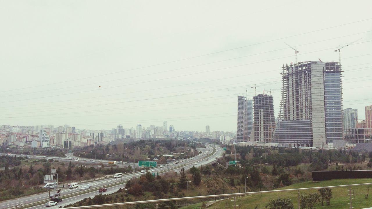 Metropol Inşaatakarşıbalkonkeyfi şantiye  Architecture