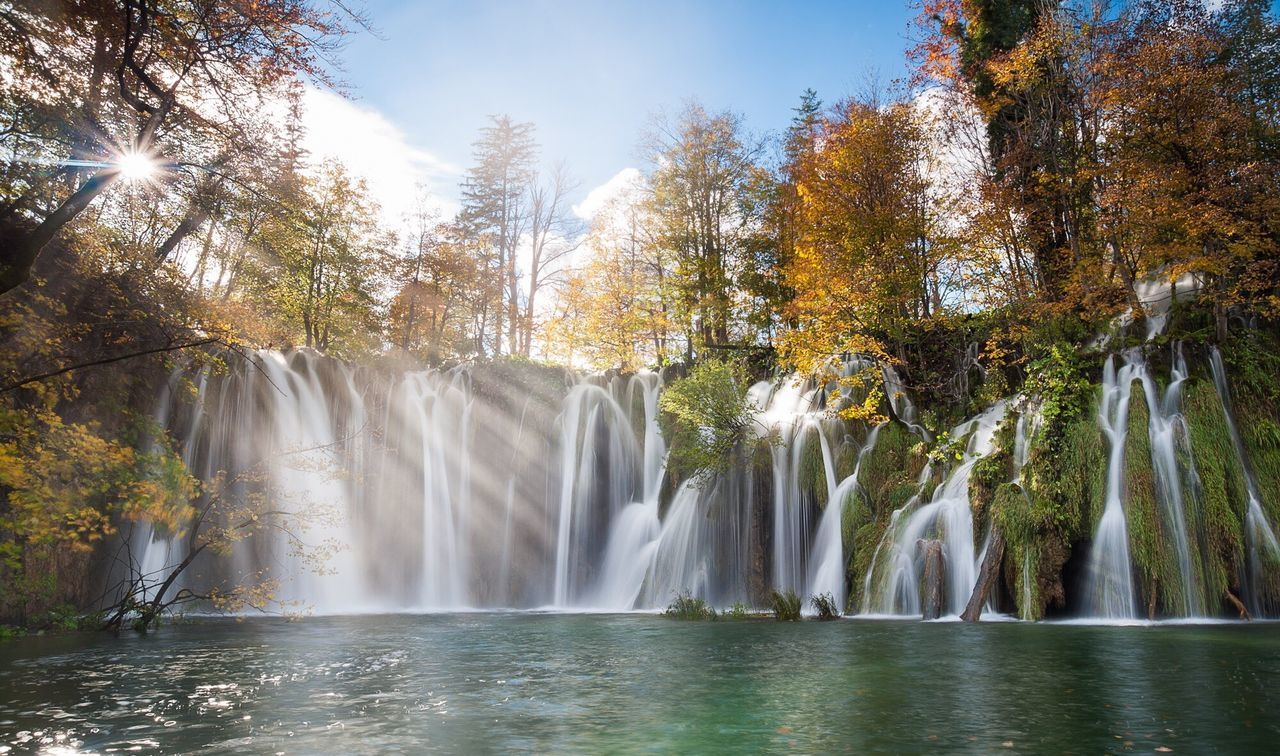 Beautiful stock photos of wasserfall,  Beauty In Nature,  Change,  Day,  Long Exposure